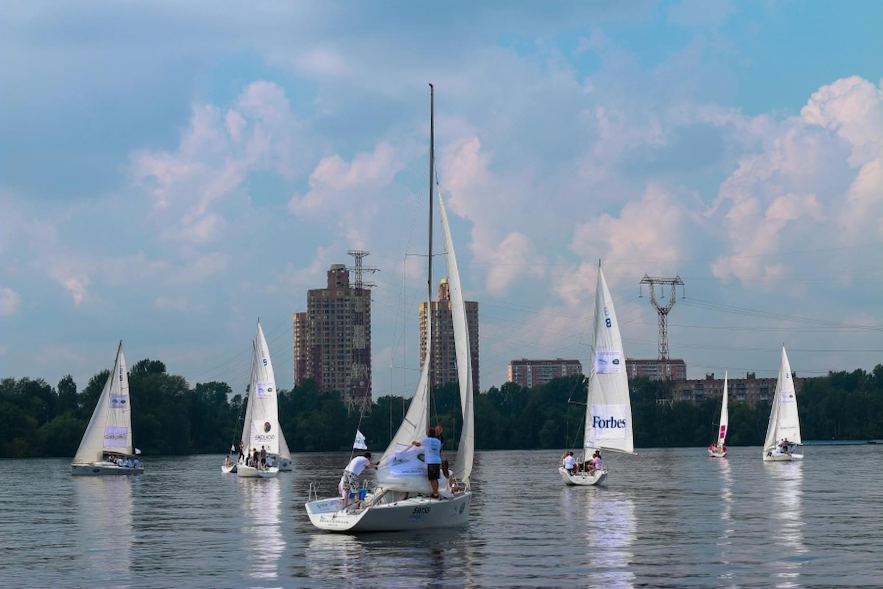 Компания «Трансатлантик Интернейшнл» приняла участие в бизнес-регате PROyachting CUP